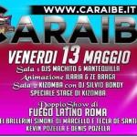 Caraibe - Venerdì 13 maggio 2016 - Sala 2