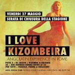Kizombeira - Venerdì 27 maggio 2016 - Arca